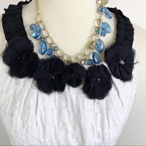 Taylor Dresses - Taylor | Floral Neckline Sheath Dress 12 | 1572